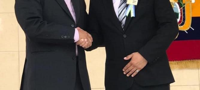 POSESIÓN DE LA NUEVA ADMINISTRACIÓN 2019 - 2023.