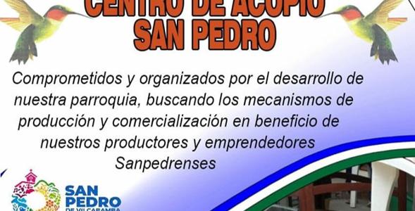 EN COORDINACION DEL GAD PARROQUIAL Y GUARANGA ECOTIENDA TRABAJAN ORGANIZADAMENTE PARA FORTALECER UN SISTEMA DE COMERCIALIZACION EN APOYO A LOS PRODUCTORES.